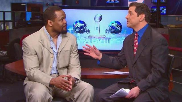 Antwan Harris talks Super Bowl