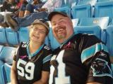 Panthers super fans head to Super Bowl