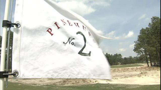 Pinehurst No. 2 unveiled