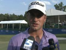 2011: Simpson's first PGA win comes at Wyndham