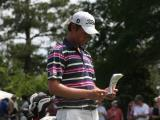 Simpson, Woods pair up at Wells Fargo