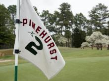 Pinehurst No. 2 has undergone several renovations in preparation for the US Open in June.