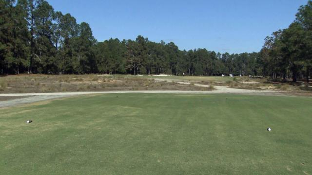 Pinehurst No. 2: Hole 2