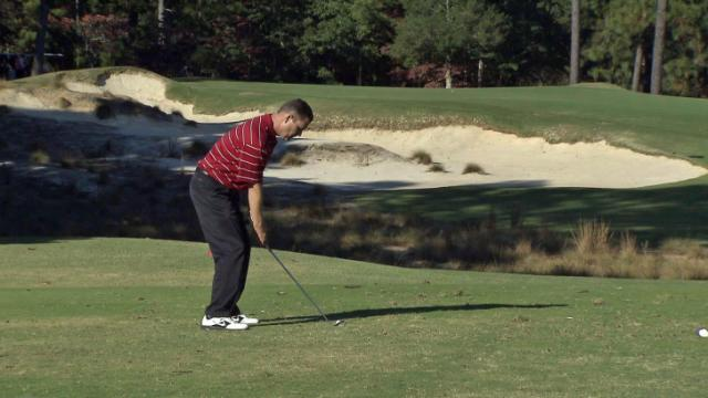 Pinehurst No. 2: Hole 9