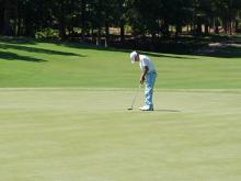The Governors Club held a US Open local qualifier May 15-16 in Chapel Hill.