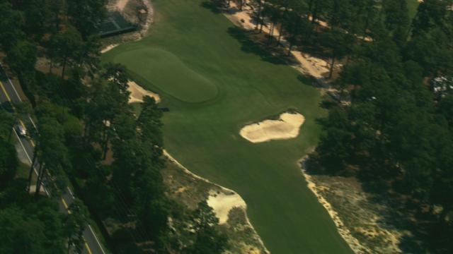A hole-by-hole look at Pinehurst No. 2 ahead of the US Open in June.