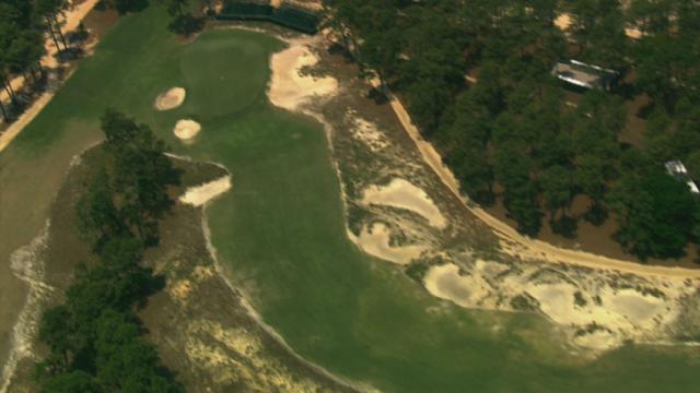 Pinehurst No. 2: Hole 7