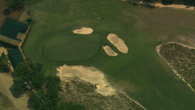 Pinehurst No. 2: Hole 13