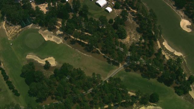 Pinehurst No. 2: Hole 15