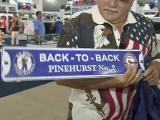 Fans get outfitted in U.S. Open merchandise