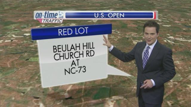 Traffic tips for the U.S. Open