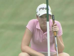 Fialko: Local golfer foregoing school play to focus on professional career
