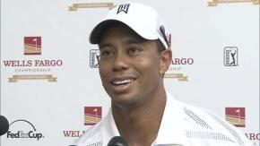 Extended Interview: Tiger Woods