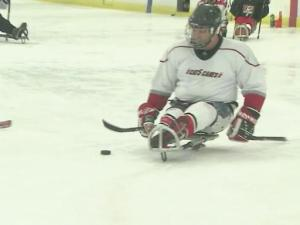 Fialko: Sled hockey in Triangle showing growth