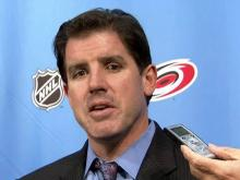 The Canes have fired coach Peter Laviolette and named Paul Maurice head coach.
