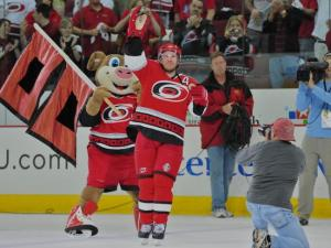 Carolina Hurricanes v. New Jersey Devils.  Playoff Game 6.