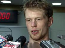 Postgame Interview: Eric Staal