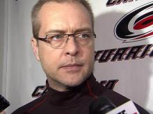 Extended Interview: Paul Maurice