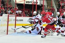 See the best images of Carolina Hurricanes center Tuomo Ruutu from his time in Raleigh.