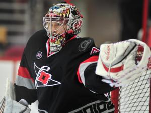 Peters, Hurricanes blank Caps