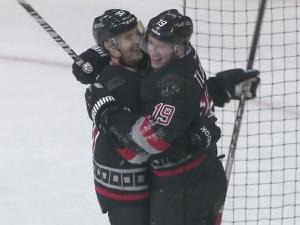 Canes players happy to reunite in front of fans