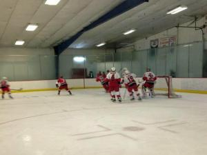 Carolina Hurricanes scrimmage