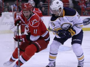 Hurricanes vs. Sabres  