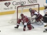 Boston gets best of Canes late in 5-3 win