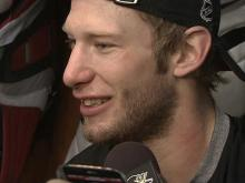 J. Staal: It's going to be fun