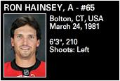 RON HAINSEY