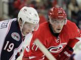 Blue Jackets rally to beat Canes, 4-3