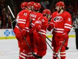 Canes put out Flames 4-1