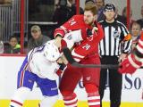 Canes fall to Montreal in J. Staal's return, 3-1