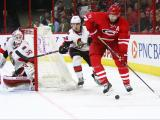 Senators beat Canes 2-1 in OT