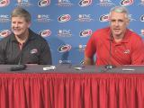 Bill Peters/Ron Francis Pic