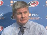 Bill Peters Pic-Post Penguins