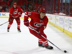 Canes fall to Lightning, 4-3