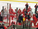 Canes open practice