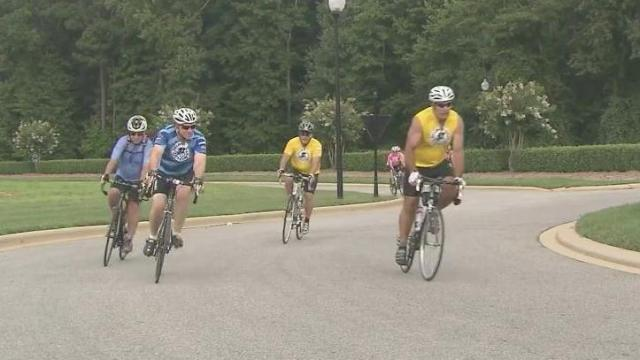 Mitchell: Cyclepaths ride to raise money for MS