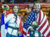 Fayetteville girl claims world Taekwondo crown