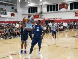 Team USA training camp continues in Las Vegas