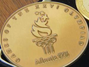 Atlanta Olympic coin