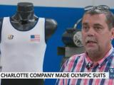 Charlotte company races to finish new safe suits for US rowing team
