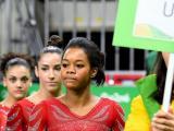Gabby Douglas at the 2016 Rio Olympics