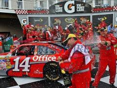 NASCAR Sprint Cup Series: Heluva Good at the Glen