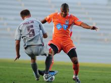 The Carolina RailHawks tied visiting Atlanta 4-4 in their 2012 home opener.