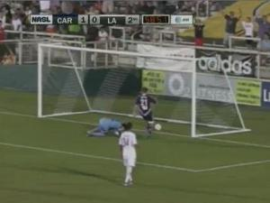RailHawks beat LA Galaxy 2-0, advance in Lamar Hunt Cup