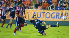 RailHawks, Chivas USA