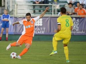 Railhawks draw with Tampa Bay, 1-1