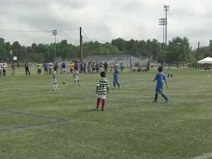 Milti-million dollar upgrades underway at WRAL Soccer Center